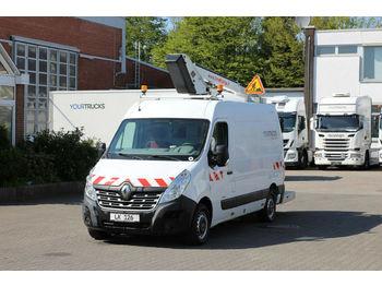 LKW mit Arbeitsbühne Renault Master Dci Versalift ETL26 11m/551h/Klima/HU+UVV