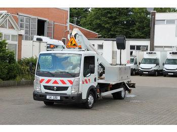 LKW mit Arbeitsbühne Renault Maxity /Time France VT48NE/16,4m/2P.Korb/200kg
