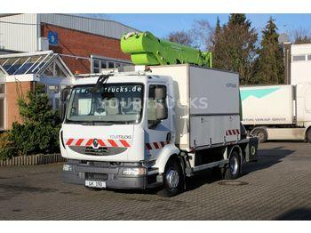 LKW mit Arbeitsbühne Renault Midlum 220 Bühne 182CPM 18m/2P.Korb/Werk.Koffer