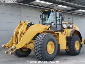 Lader Caterpillar 980K Original paint - with bucket - German machine