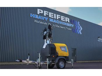 Lichtmasten Atlas Copco HILIGHT H6+ NEW, Valid inspection, *Guarantee! Max