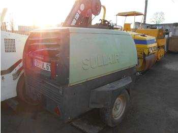 Luftkompressor Sullair 115