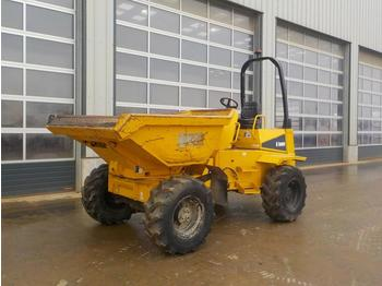 2006 Thwaites 6 Ton Swivel Skip - Mini-Kipper
