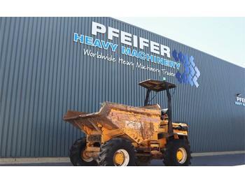 Mini-Kipper Barford SX9000 Diesel, 4x4 Drive, 9000 kg Capacity
