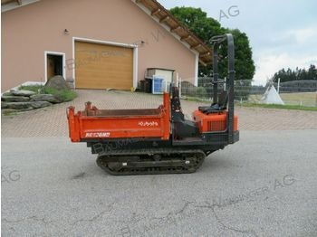Mini-Kipper Kubota KC 100 HD Dumper