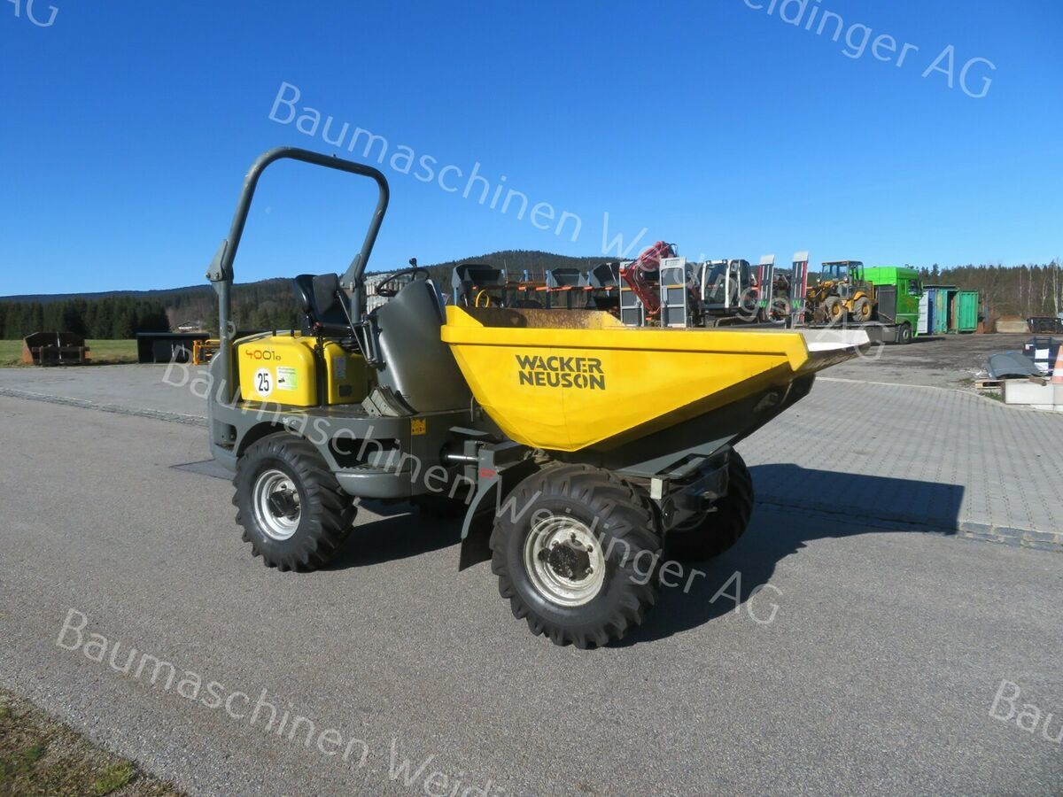 Mini-Kipper Neuson 4001 Dumper
