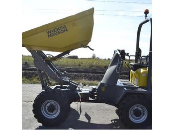 Unused Wacker Neuson 3001S - Mini-Kipper