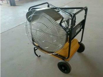 Unused Val 6 Space Heater - Mobilbagger