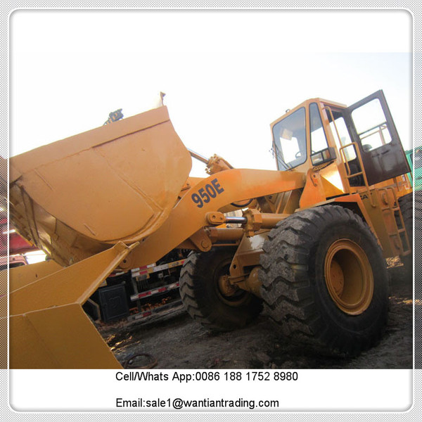 Radlader CATERPILLAR 950E