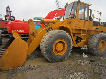CATERPILLAR 966C - Radlader