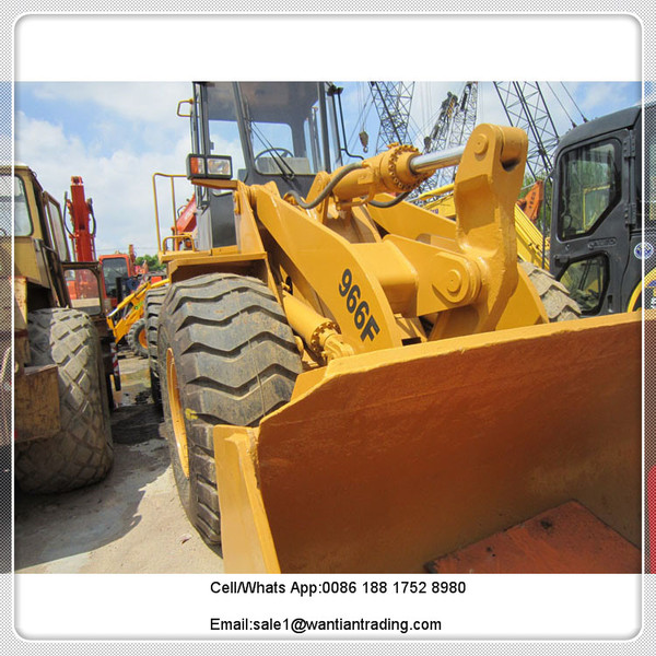 Radlader CATERPILLAR 966D