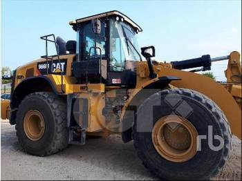 Radlader CATERPILLAR 966M
