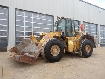 Radlader  CAT 980G