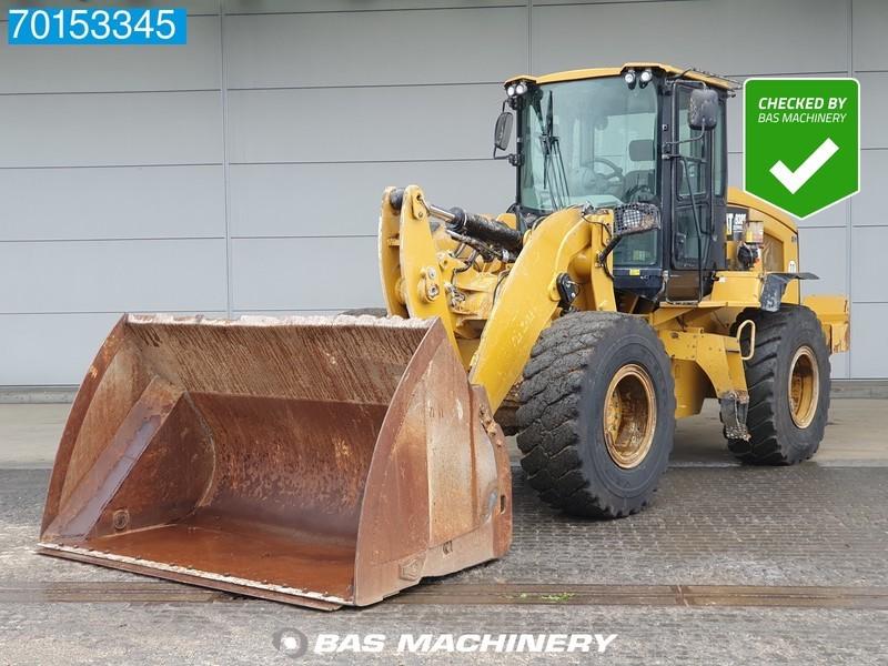 Radlader Caterpillar 938K GERMAN DEALER MACHINE - HIGH TIP BUCKET