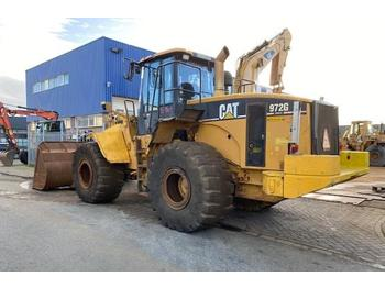 Radlader Caterpillar 972 G II Full Steeringwheel