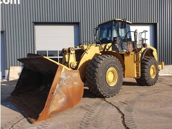 Radlader Caterpillar 980H