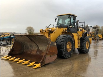 Radlader Caterpillar 980 H