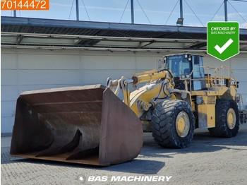 Radlader Caterpillar 988G QUICK COUPLER - GOOD WORKING CONDITION