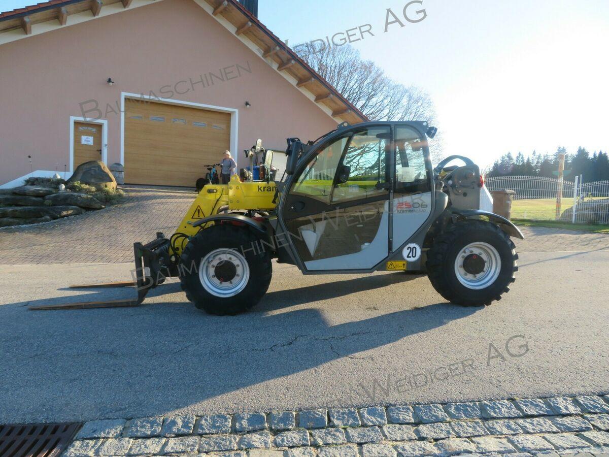 Radlader Kramer 2506