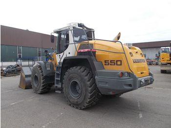 Radlader LIEBHERR L550 IND