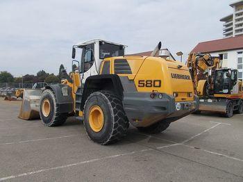 Radlader LIEBHERR L580 2plus2