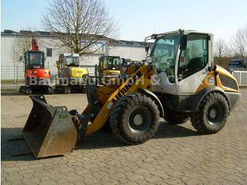 Radlader Liebherr L 506 Compact, Bj 18, 790 BH, SW, Schaufel Gabel