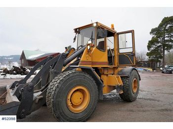 Radlader  Ljungby 1221  without bucket wheel loader