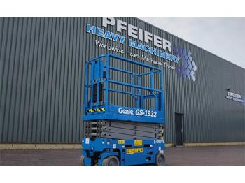 Scherenbühne Genie GS1932 New And Available Directly From Stock, E-dr