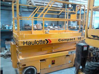 Scherenbühne HAULOTTE Compact 10