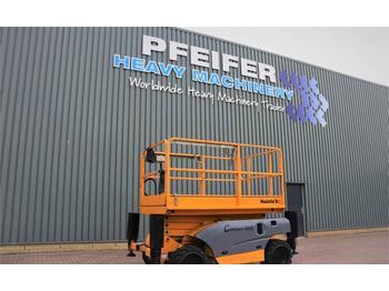 Scherenbühne Haulotte COMPACT 10DX Diesel, 4x4 Drive, 10m Working Height