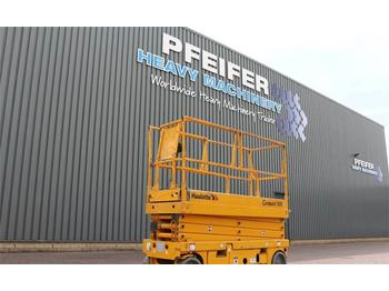 Scherenbühne Haulotte COMPACT 10N Electric, 10m Working Height, Non Mark