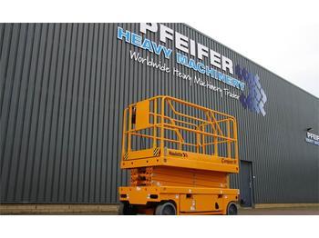 Scherenbühne Haulotte COMPACT 10 Electric 10.15 m Scissor Lift, Non Mark