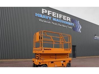 Scherenbühne Haulotte COMPACT 10 Electric, 10.2m Working Height, 450kg C