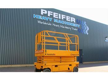 Scherenbühne Haulotte COMPACT 10 Electric, 10m Working Height, Non Marki