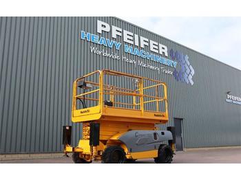 Scherenbühne Haulotte COMPACT 12DX Diesel, 4x4 Drive, 12m Working Height