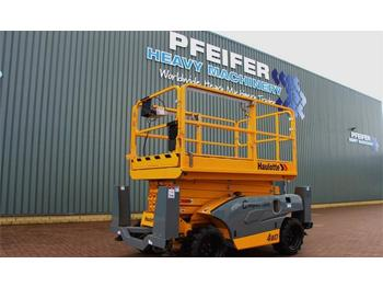 Scherenbühne Haulotte COMPACT 12DX Valid inspection, *Guarantee! Diesel,