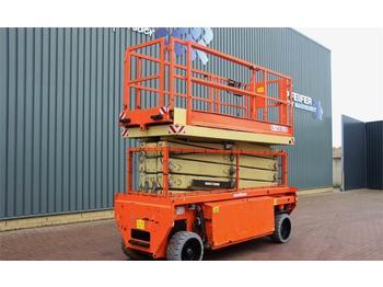Scherenbühne Holland Lift COMBISTAR N-140EL12 Electric, 16m Working Height,