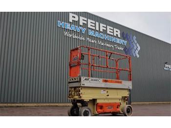 Scherenbühne JLG 2030ES Electric, 8.1m Working Height, Non Marking