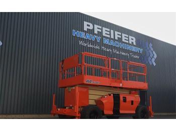 Scherenbühne JLG 4394RT Valid inspection, Completely Refurbished *G