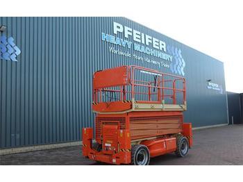 Scherenbühne JLG M3369 Valid inspection, *Guarantee! Diesel, HYBRID