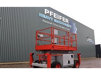 Scherenbühne SkyJack SJ6832RT Diesel, 4x4 Drive, 12m Working Height, Ro