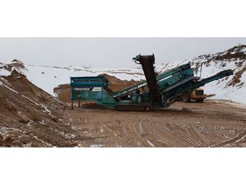 POWERSCREEN Chieftain 1400 - Siebmaschine