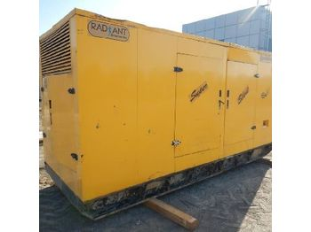 2006 Radiant 250KvA Generator c/w Perkins International Engine (Non Runner) - Stromgenerator