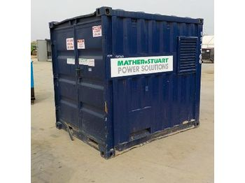 20KvA Containerised Generator c/w Perkins Engine - Stromgenerator