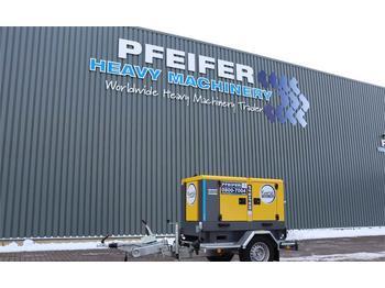 Stromgenerator Atlas Copco QAS 20 S5 Valid inspection, *Guarantee! Diesel, 20