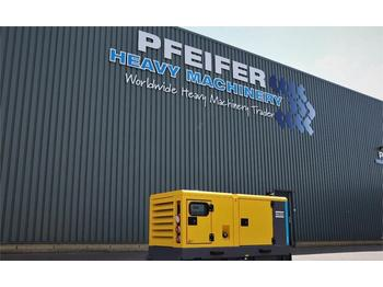 Stromgenerator Atlas Copco QAS 40 ST3 Diesel, 40 kVA, Also Available For Rent