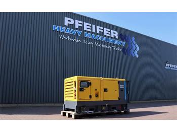 Stromgenerator Atlas Copco QAS 40 ST3 Diesel, 40 kVA, Also Available For Rent