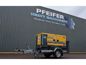 Stromgenerator Atlas Copco QAS 40 ST3 Valid inspection, *Guarantee! Diesel, 4