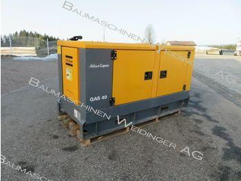 Stromgenerator Atlas Copco QAS 40 Stromaggregat