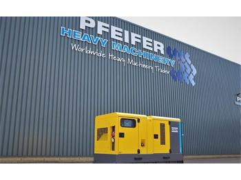 Atlas Copco QAS 60 ST3 Diesel, 60 kVA, Also Available For Rent  - Stromgenerator